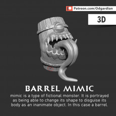 Mimic Barrel