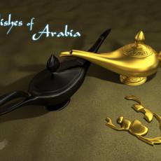 Aladdin (1992) Props