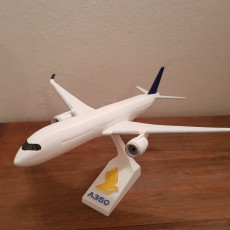 AIBRUS A350-900 XWB SUPER DETAILED (SNAP-ON)