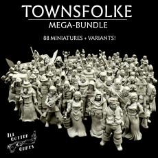 Townsfolke Mega-Bundle