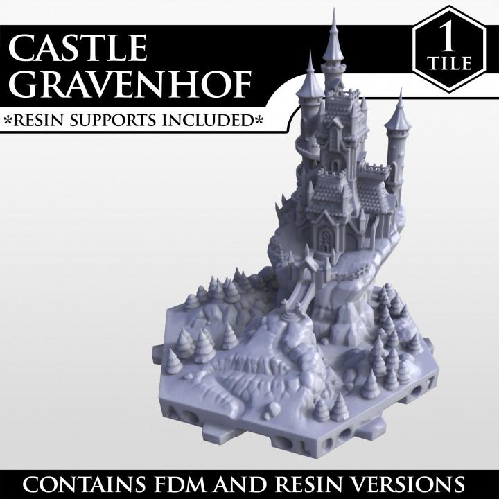 Hexton Hills Castle Gravenhof