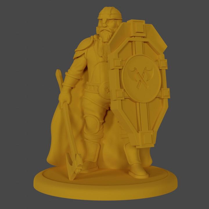 Armored Dwarf
