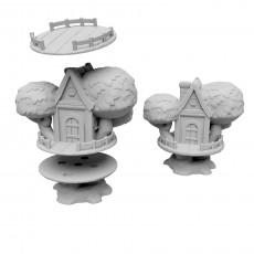 Modular treehouse - Kingdom of Aros