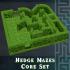 Hedge Mazes Core Set image