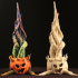 "Tabletop plant: ""Halloween 2020"" (Alien Vegetation 28) image"