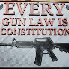 Gun laws.