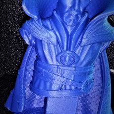 Picture of print of Doctor Strange Bust Support Free