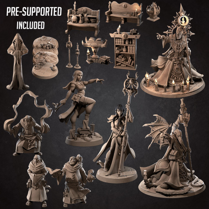 October 2020 Release - Cultists of the Ancients