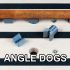 20mm (19.9mm) Bench Dog Set with Levers, Cams, Stops, etc image