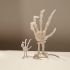 skeleton hand by my create image