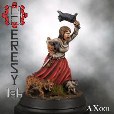 Heresylab - AX001 Cat WOman