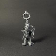 Picture of print of Demonic Siren