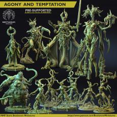 Agony and Temptation  Bundle