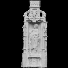Decoration from Philibert II le Beau's tomb
