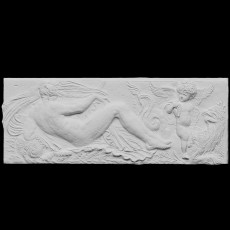 Bas-relief from The Fontaine des Innocents