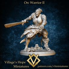 Orc Warrior II