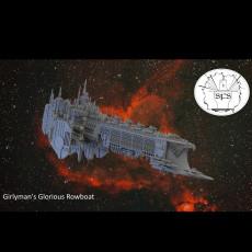 Girlyman's Glorious Rowboat