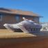 Light battle tank image