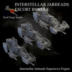 Interstellar Jarhead Escort Bundle