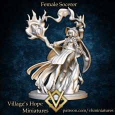 Female Socerer