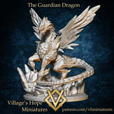 The Guardian Dragon