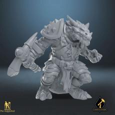 Dragonborn Oathbreaker Paladin