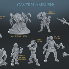 Cavern Ambush