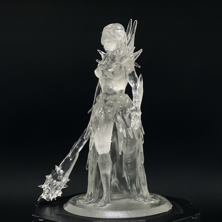 Maiden - Second Form - Tabletop Miniature