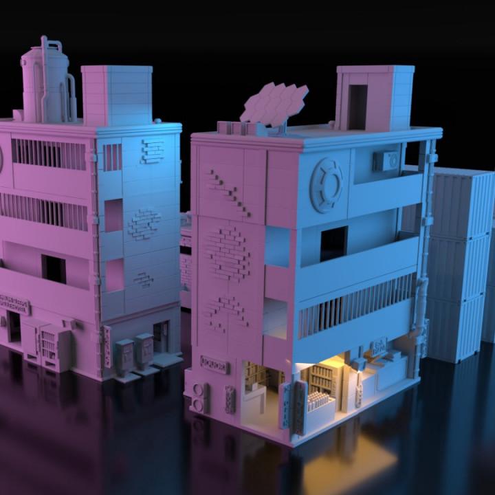 cyberpunk legacy terrain's Cover
