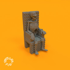 Dungeon Delights - Spiked Chair