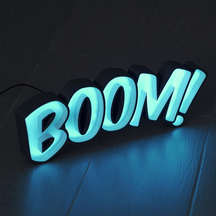 LED Marquee Boom