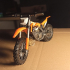 KTM Dirt Bike/ Motocross/ enduro image