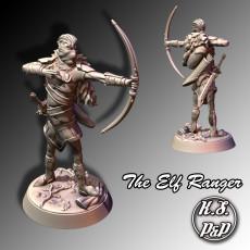 Adventurers - The Elf Ranger