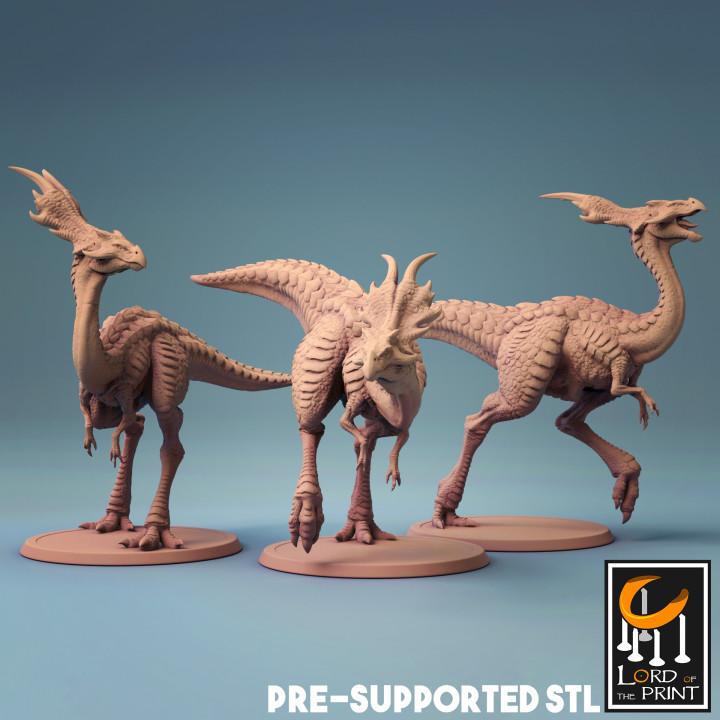 Austriceratops Crew