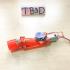 Turbo Jet motor 180 Mini image
