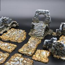 Dread Swamp Ruins
