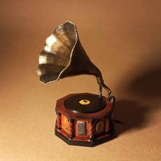 Gramophone  Miniature