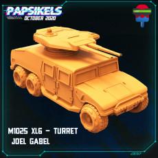M1025 XL6 TURRET
