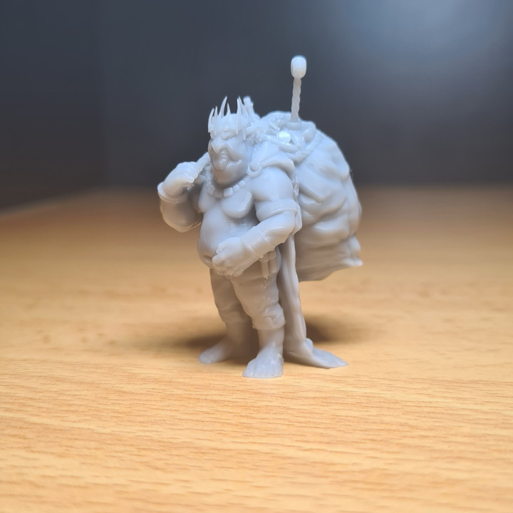 Grinkle the Goblin King - Tabletop Miniature