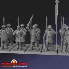 Breton Men-at-arms Unit