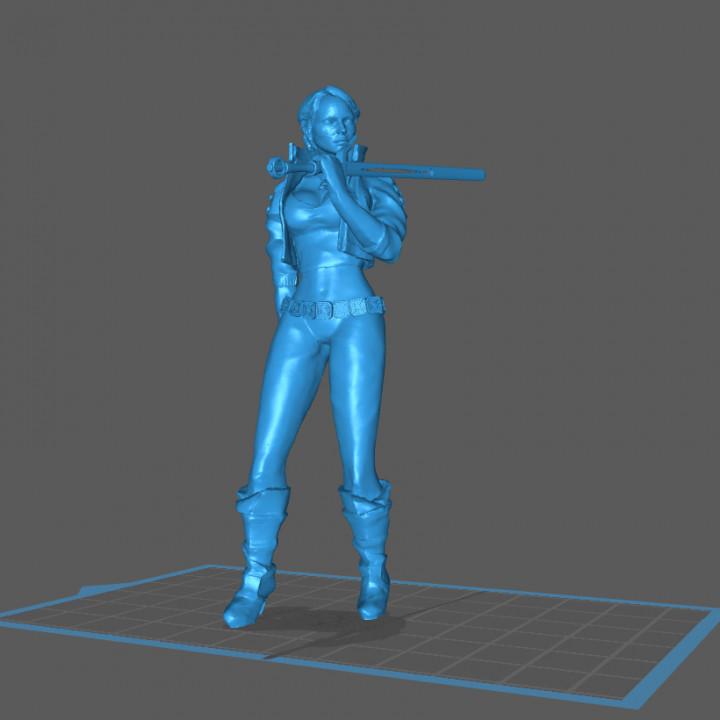 Ciri Cyberpunk