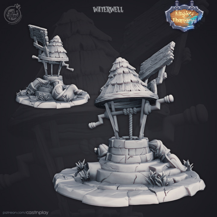 Water Well (Pre-Supported)'s Cover