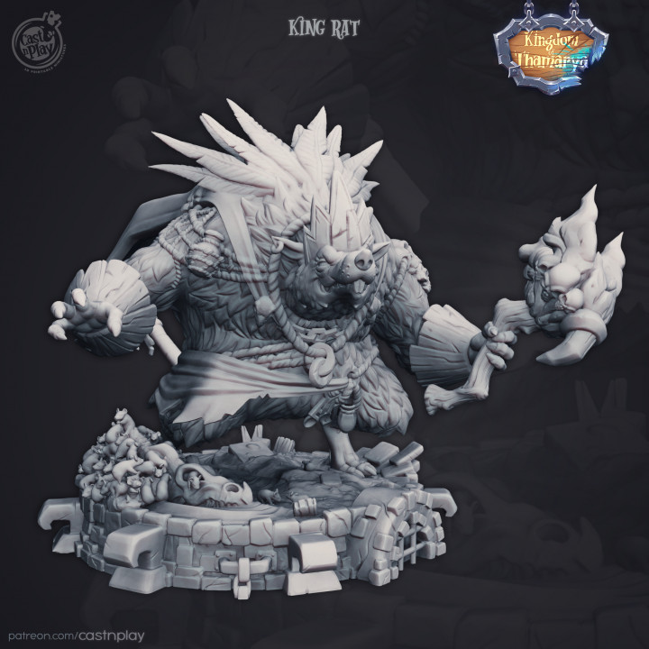 King Rat (beta.0.1)'s Cover