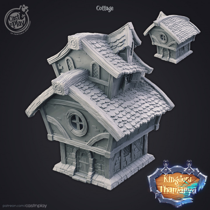 Cottage (Small Houses) (beta.0.0)'s Cover