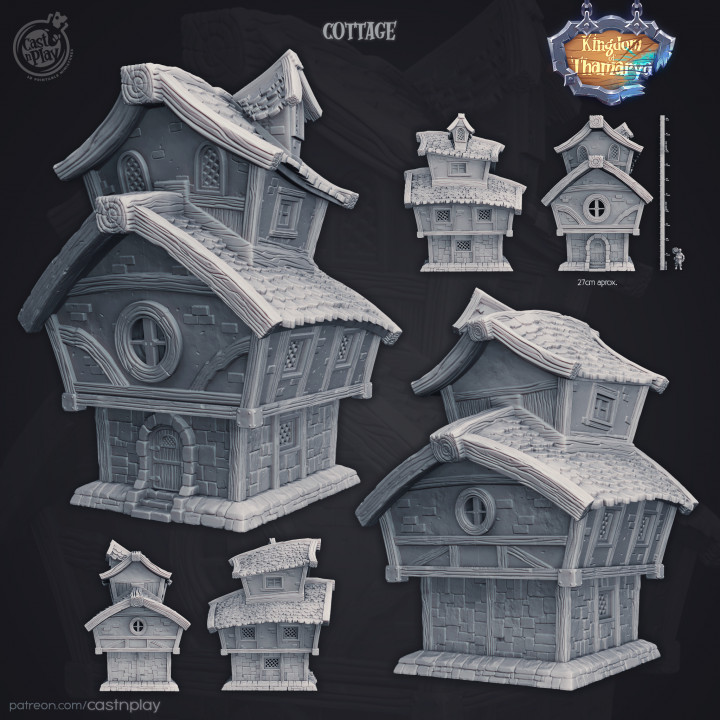 Cottage (Pre-Supported)'s Cover