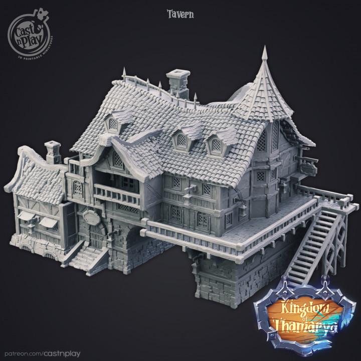 Tavern (v.0.0)'s Cover
