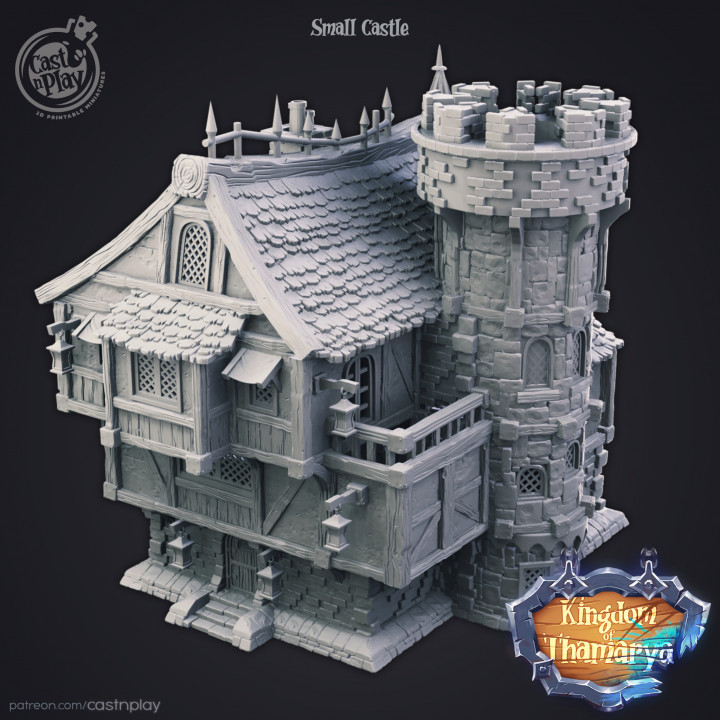 Small Castle (Big House) (beta.0.0)'s Cover