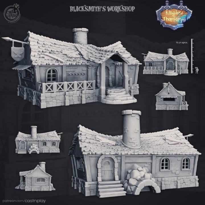 Blacksmith's (beta.0.1)'s Cover