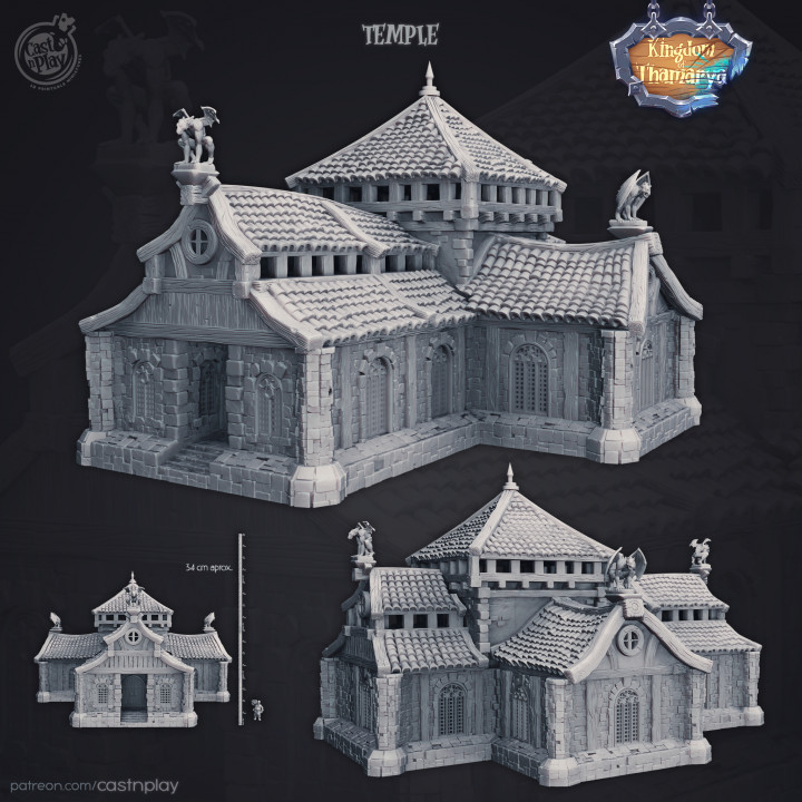 Temple (v.0.0)'s Cover