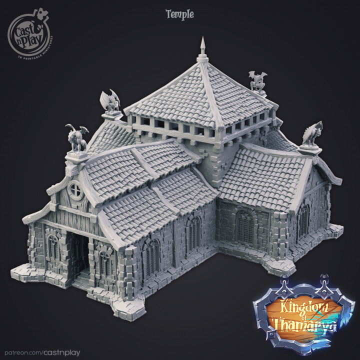 Temple (beta.0.0)'s Cover